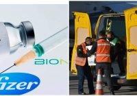 Llegarán hoy las primeras vacunas contra Covid-19 a Colima; serán para personal médico
