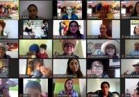 Realizan Voluntariado y Estancia Infantil fiesta charrotaurina en línea