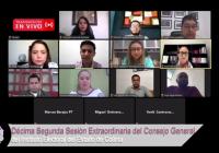 Consejo General del IEE Colima adjuntica a Talleres Gráficos de México paralas elecciones de 2021