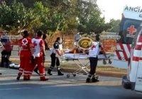 Dos lesionados es el saldo por choque en Rinconada Del Pereyra, Colima