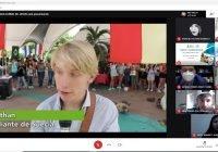 Dan bienvenida a estudiantes que realizarán intercambio virtual en la UdeC