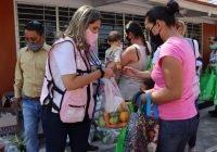 Continúa entrega de apoyos alimentarios parapoblación infantil: DIF Estatal