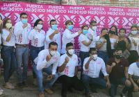 Hay entusiasmo por participar con FXM en el proceso electoral; van 1,850 coordinadores del voto en Colima