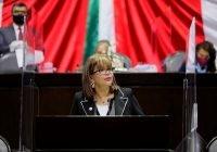 Autoriza la Cámara de Diputados la solicitud de licencia presentada por la diputada Claudia Yáñez