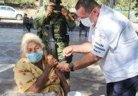 Supervisa Guadalupe Solís, arranque de vacunación a personas mayores de 60 años