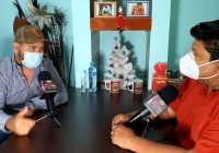 Me enorgullece ayudar a la gente de mi pueblo, Armería: Chava Bueno