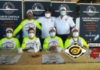 Club de Canotaje Manzanillo A.C recauda más de cien mil pesos en apoyo a niños con cáncer