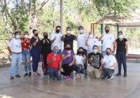 Realiza Riult Rivera acciones de mejoramiento y limpieza en la colonia Las Amarillas