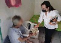Nuestra labor a favor de adultos mayores en situación de abandono es de resultados: Azucena López Legorreta