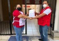 María Gómez Guerra es la nueva enlace operativa de Cruz Roja Armería