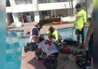 Joven muere ahogado en condominio de Santiago, Manzanillo