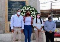 Familiares y morenistas encabezan XVI Homenaje Luctuoso de Gustavo Vázquez en Tecomán