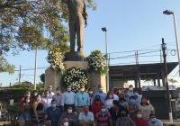"""PRI Tecomán conmemora el XVI aniversario luctuoso del """"Por siempre gobernador"""" Prof. Gustavo Alberto Vazquez Montes"""