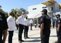 Entrega Gobernador ascensos a policías estatales