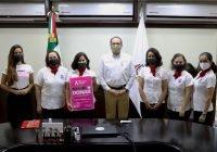 Reconoce Gobernador labor del Patronato delCentro Estatal de Cancerología