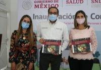 Gobernador entrega comedores comunitarios en Colima y Tecomán