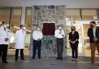 Reconoce gobernador labor de personal de salud en la pandemia