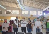 Certifican mercado municipal de Cuauhtémoc como entorno favorable para la salud