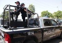 Detiene Policía Estatal a sujeto por portación de arma de fuego