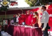 Rinde protesta Arnoldo Ochoa como Presidente Estatal del PRI Colima