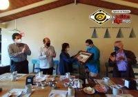 Entregan reconocimiento al Dr. Sabino Hermilo Flores por su labor al frente de la CEDH