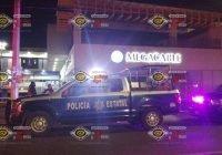 De 5 balazos ejecutan a guardia de la plaza de la tecnología en Colima