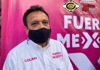 En Armería con trabajo estamos consolidando Fuerza por México: Valentín Contreras