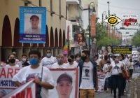 Familiares de jóvenes y organizaciones se deslindan de la manifestación de hoy