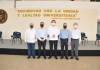 Requieren, tiempos actuales, la cooperación solidariade los universitarios: JEHN