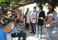 Inicia vacunación contra Covid-19 a personas adultas de 60 y más años