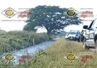 Localizan cadáver dentro de un canal en Alpuyequito, Colima