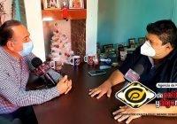 La gente en Tecomán quiere salir adelante: Arquitecto César Villa