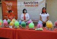 Apoyamos la alimentación de niñas y niños menores de 5 años: Azucena López Legorreta