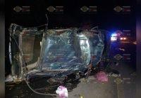 Un hombre muere en accidente vehicular rumbo a Buenavista, en Cuauhtémoc