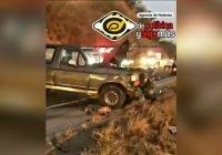 Tras accidente, dos hombres pierden la vida en Libramiento Manzanillo-Colima