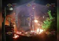 Se incendia casa en colonia Emiliano Zapata, en Armería