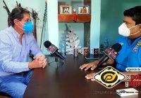 Trabajamos todos los días para mejorar las condiciones de vida a tecomenses: Elías Lozano Ochoa