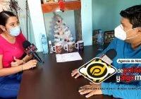 Diana Zepeda Figueroa: Me siento contenta, la gente de Armería muestra empatía con la 4T