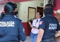 """En Tecomán, ciudadanos y autoridades mantienen contacto a través del """"Modelo de Proximidad Social"""""""