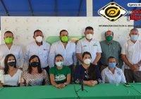 El equipo verde en Tecomán se encuentra fuerte y sólido: Gaby Benavidez