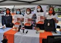 """""""Abrígalos"""" Campaña de donación de abrigos y suéteres para adultos mayores: Azucena López Legorreta"""