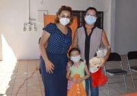 A padrón del programa Estímulos de Canasta Básica les aseguramos su derecho a la alimentación: Azucena López Legorreta