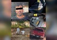 """En Colima Pascual """"N"""" (a) El Engranes implicado en fosas clandestinas y en desaparición de tres jóvenes"""