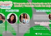 FGE invita a la segunda edición del foro Mujer es Fuerza