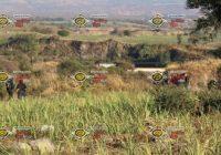 Localizan restos humanos cerca del Panteón nuevo de Quesería, en Cuauhtémoc