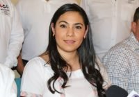 Indira Vizcaíno registrará candidatura a gobernadora ante IEE este lunes