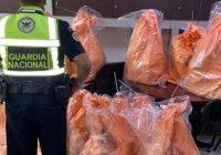 En el AICM, Guardia Nacional intercepta más de 128 millones de pesos sin comprobar