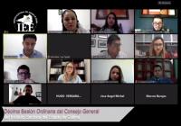 Consejo General del IEE Colima declara con derecho a registrarse como Candidato Independiente para la gubernatura al ciudadano Rafael Mendoza