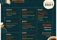 Charlas y talleres culturales en línea, para todo público