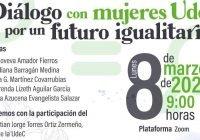 Dialogarán universitarias por un futuro igualitario
